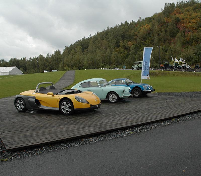 Renault Business Day dans les jardins du Pass