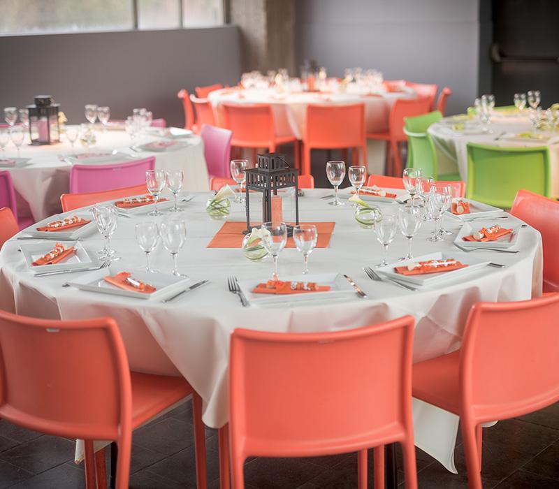 Dressage de Table pour un événement