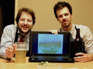 Beer'up : atelier de création de bière