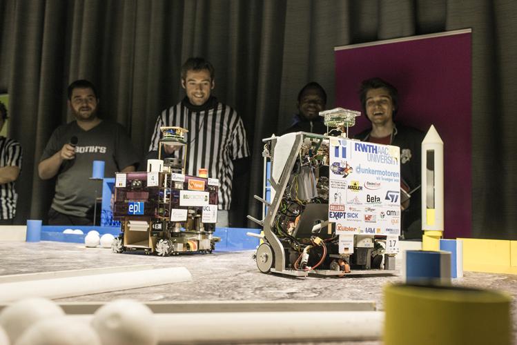 Concours de Robotix's